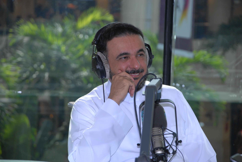 لقاء إذاعي مع أ.د طارق الحبيب