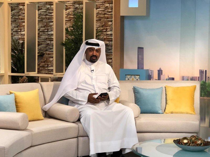لقاء تلفزيونى مع الاستاذ عيسى السيعدان ببرنامج الكويت اليوم بمجلس الامه  بتاريخ2018/12/20