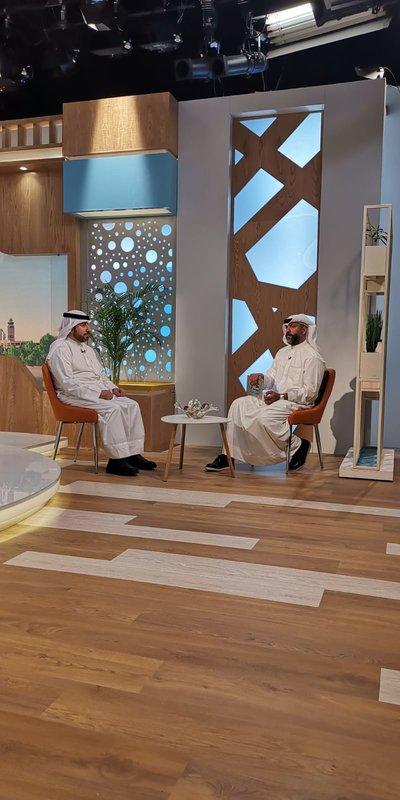 لقاء قناة المجلس مع الدكتور خالد الاطرش